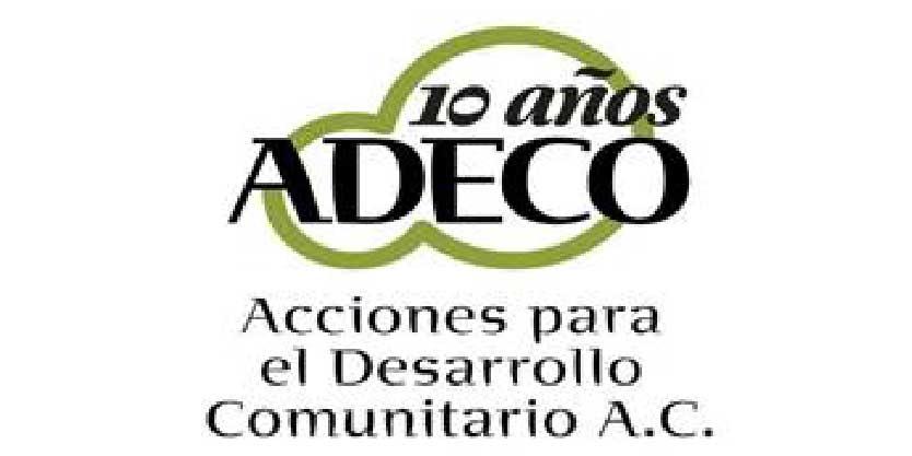 ADECO, Acciones para el Desarrollo Comunitario A.C.